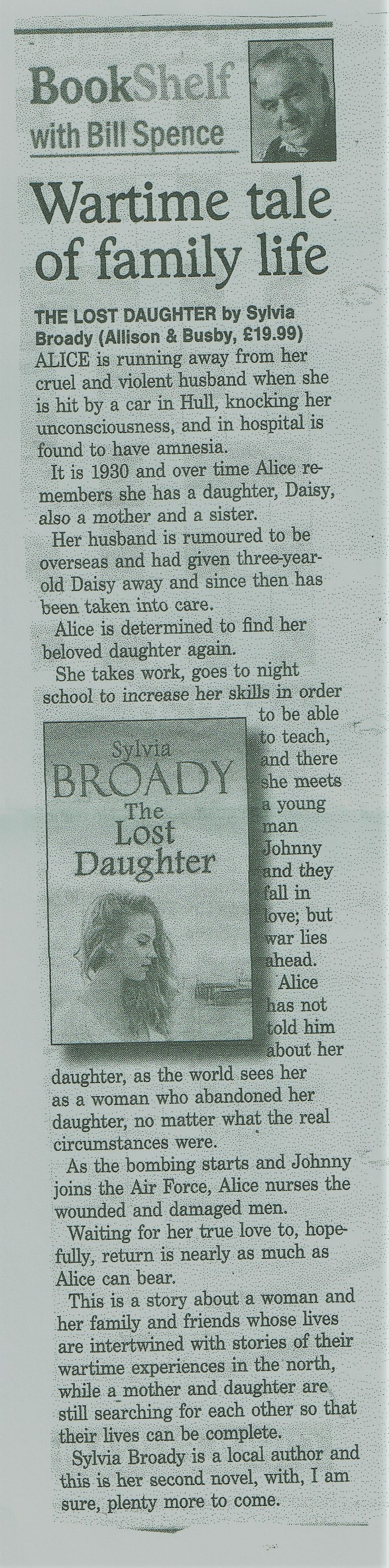 1 REVIEW LOST DAUGHTER